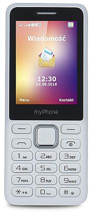 myPhone 6310 White / bílá (dualSIM)