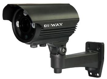 DI-WAY AHD venkovní IR kamera 720P, 2,8-12mm, 40m, 3x Array