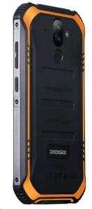 Doogee S40 DualSIM gsm tel. 3+32 GB Orange - vystaveno