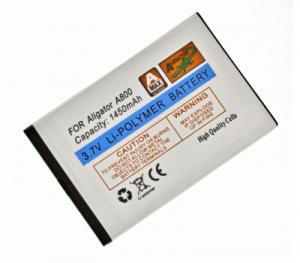 Baterie Aligator A800, A850, A870, D920 1450mAh Li-Pol