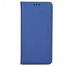 Pouzdro kniha Smart pro Samsung Galaxy A7 2018 (SM-A750), modrá