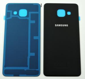 Samsung A310 Galaxy A3 (2016) kryt baterie + lepítka černá