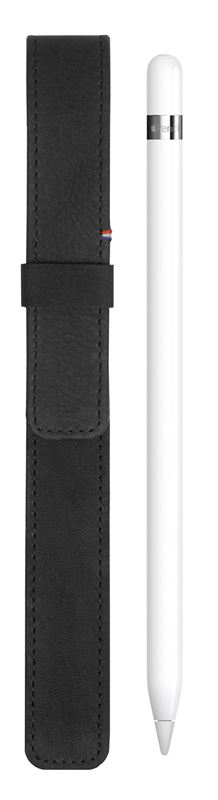 Decoded Leather Sleeve, black - Apple Pencil 1, 2
