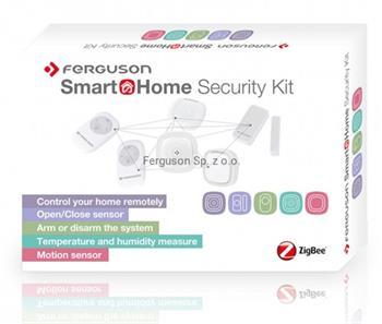 Ferguson SmartHome Security Kit - startovací sada pro inteligentní domov