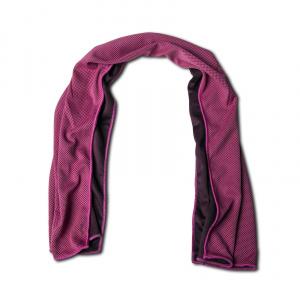 Sportovní ručník z mikrovlákna CELLY Cool Towel, růžový