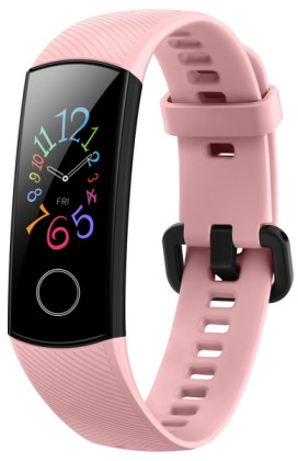 Fitness náramek Honor Band 5 (CRS-B19S) Coral Pink