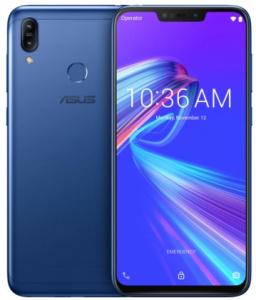 "ASUS ZenFone Max M2 (ZB633KL-4D071EU) Blue - 6,3"", 8x 1,8GHz, 32GB/4GB, Android 9.0"
