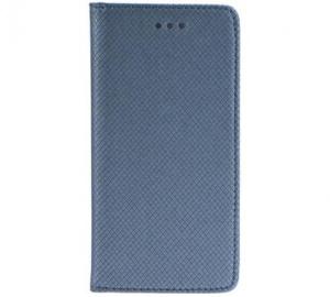 Pouzdro kniha Smart pro Samsung Galaxy A5 2017 (SM-A520), ocelová