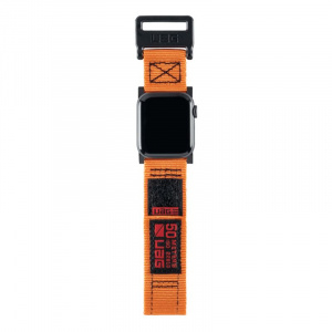 UAG Active Strap, orange - Watch 44/42 mm