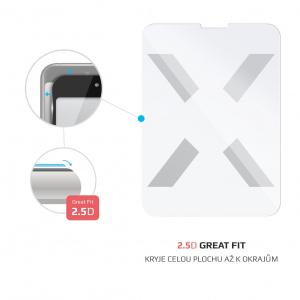 Ochranné tvrzené sklo FIXED pro Samsung Galaxy Tab A 8.0 (SM-T290), čiré
