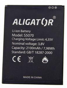 Baterie Aligátor S5060 Duo 2200 mAh Li-Ion