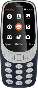 Nokia 3310 DS gsm tel. Blue