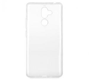 Kryt ochranný Forcell Ultra Slim 0,5mm pro Nokia 7 Plus, transparent
