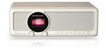 FERGUSON i350S – internetové rádio, DAB+ i FM, USB, Bluetooth, světlé dřevo