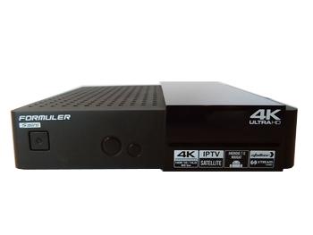 FORMULER S MINI DVB-S2 CA 4K UHD H265 HEVC