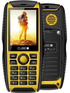 CUBE1 S200 Yellow (dualSIM) Outdoor