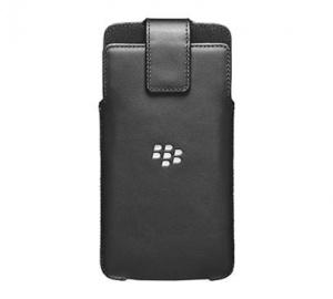 Pouzdro BlackBerry ACC-63066-001 Holster pro DTEK60 černá  (BLISTR)