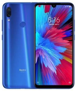 Xiaomi Redmi Note 7 64GB/4GB CZ LTE Blue (DualSIM) Global