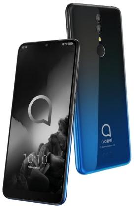 """Alcatel 3 (5053K) Black Blue (dualSIM) NFC, 5,9"""", 64GB/4GB"""