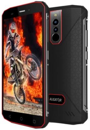 Aligátor RX600 eXtremo LTE Black-Red (Dual SIM) vodě odolný IP68 + adapter CL (BONUS)