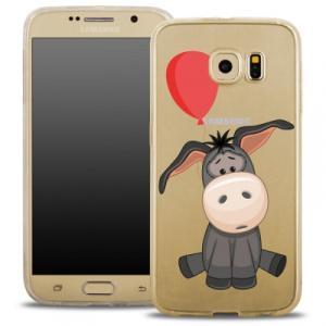 Pouzdro Back Case FASHION Samsung A510 Galaxy A5 (2016) transparentní - oslík