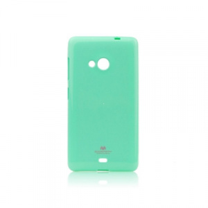 Pouzdro MERCURY Jelly Case Nokia 3 mint