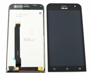 Dotyková deska ASUS ZenFone 2 ZE500CL + LCD s rámečkem černá