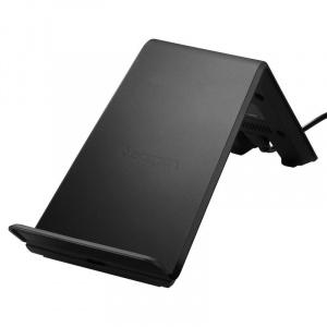 Spigen Essential F303W Wireless Fast Charger,black