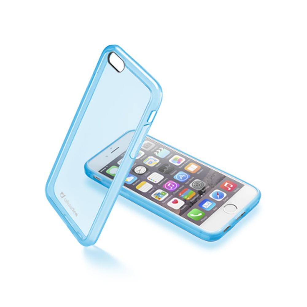 Plastový kryt iPhone 6/6s MODRÝ