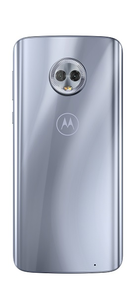 Motorola Moto G6 Plus gsm tel. Nimbus Blue