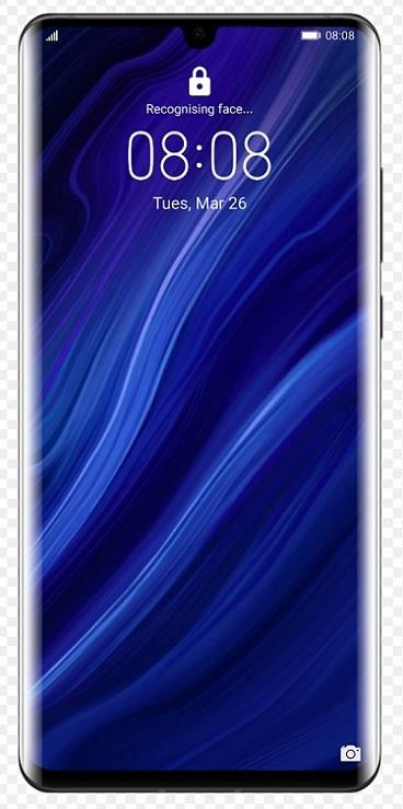 Huawei P30 Pro DualSIM gsm tel. 8+256GB Black