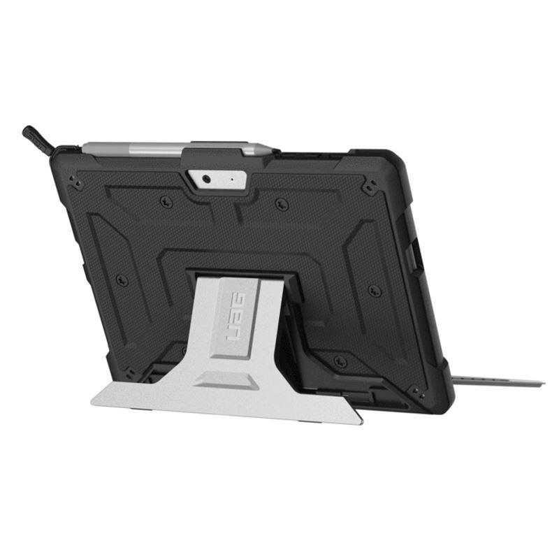 UAG Metropolis case Black, black - Surface Go