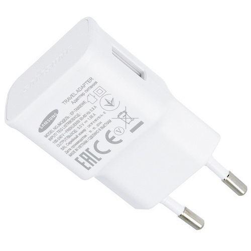 Nabíječ Samsung EP-TA50EWE - micro USB 1,55A (bulk)