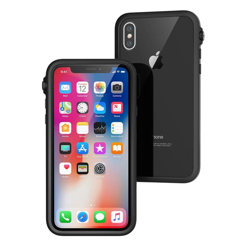 Catalyst Impact Protection case, black-iPhone XS/X
