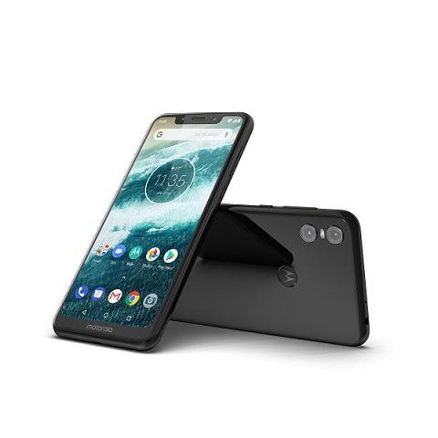 Motorola One DS gsm tel. Black