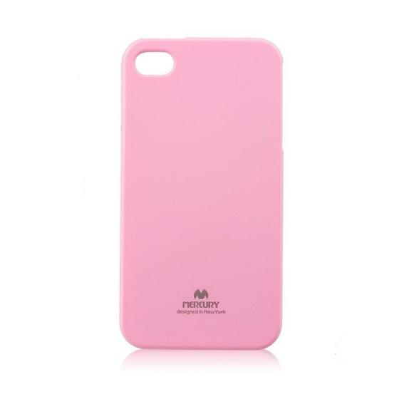 Pouzdro MERCURY Jelly Case Xiaomi Redmi 6, 6A světle růžová