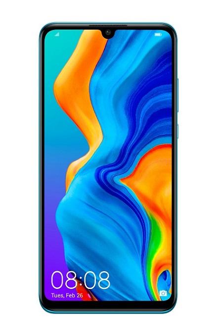 Huawei P30 Lite DualSIM gsm tel. Peacock Blue