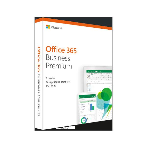 Office 365 Business Premium Retail Croatian