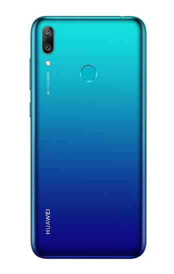 Huawei Y7 2019 DualSIM gsm tel. Aurora Blue