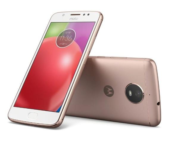 Motorola Moto E4 DS gsm tel. Blush Gold