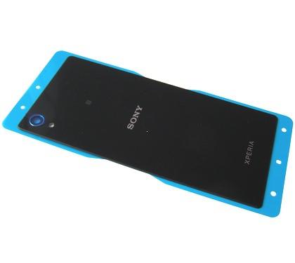 Kryt baterie Sony Xperia M4 AQUA E2303 + lepítka černá