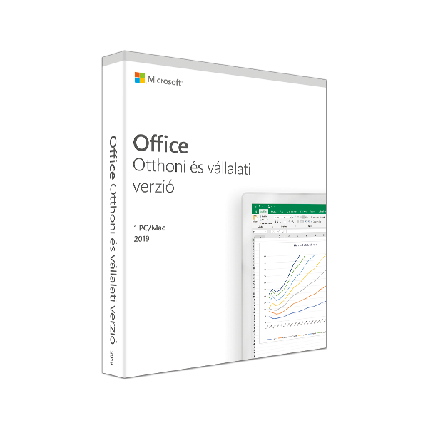 Office Home and Business 2019 Hungarian