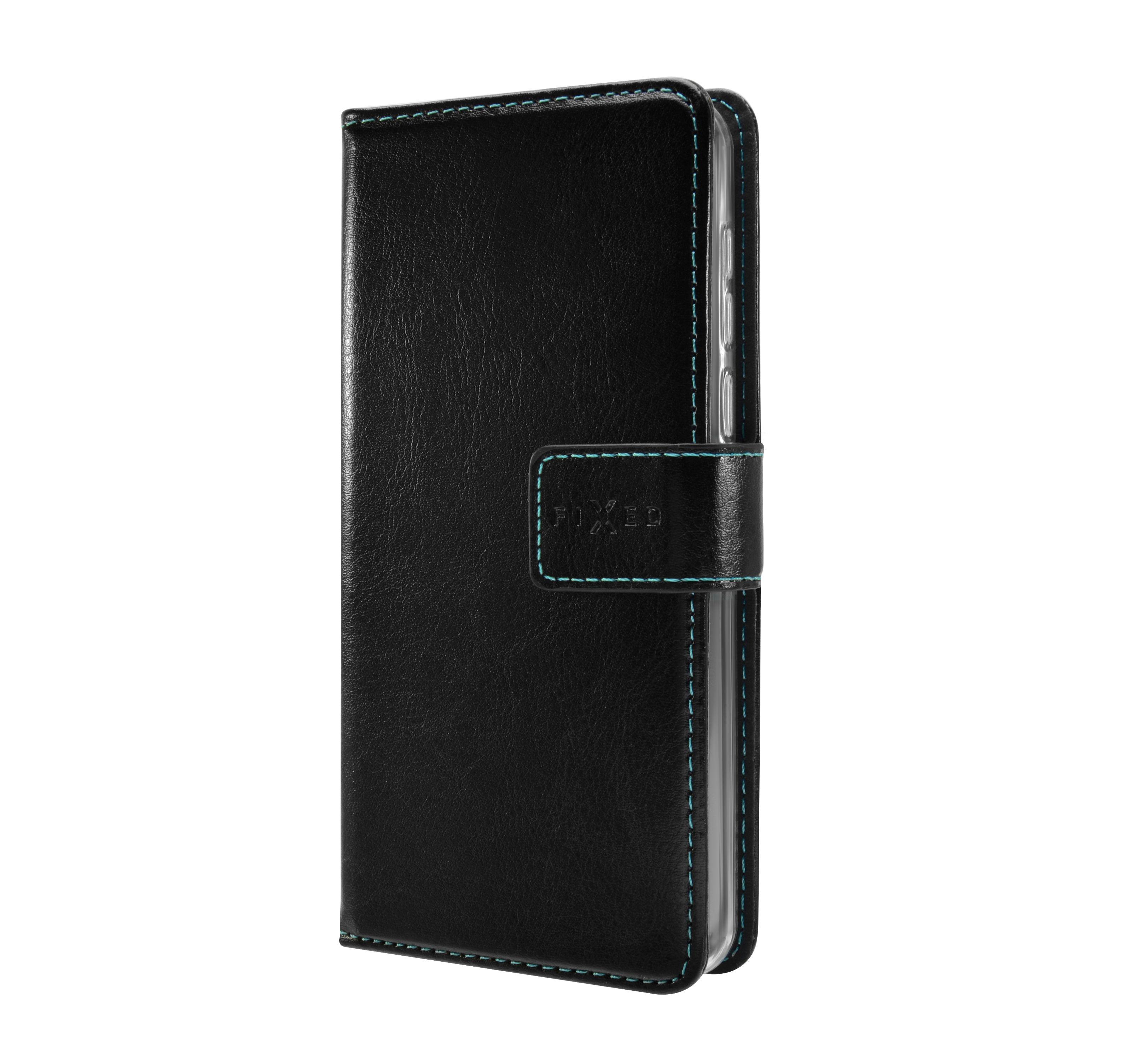 Pouzdro typu kniha FIXED Opus pro Xiaomi Redmi Note 6 Pro, černé