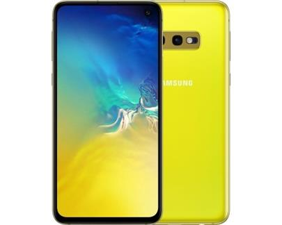 Samsung Galaxy S10e SM-G970 128GB DS, Yellow