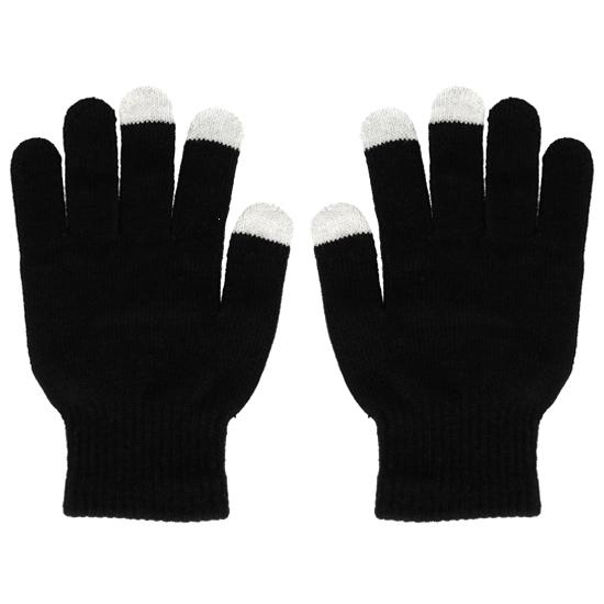 Rukavice pro dotykové LCD barva černá
