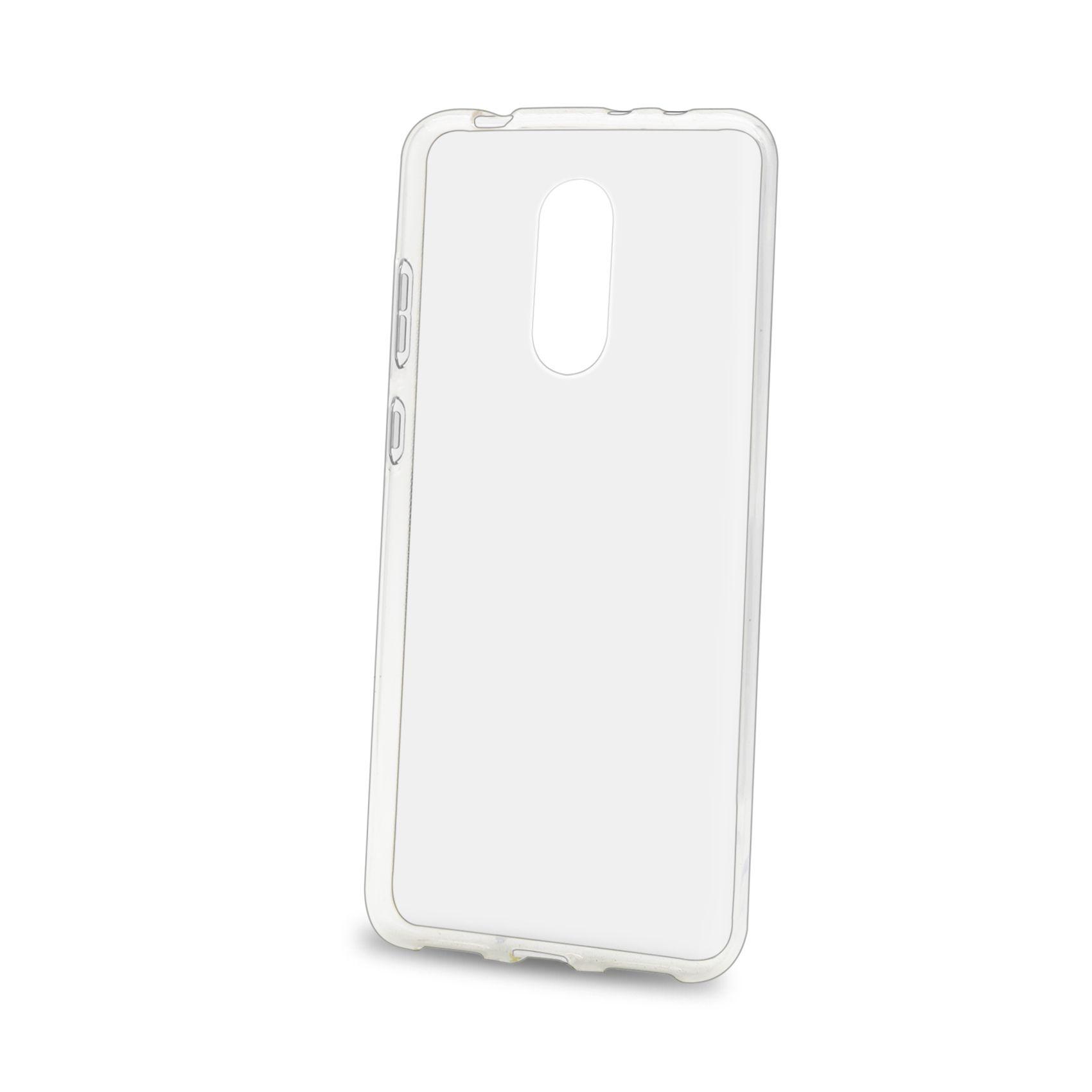 TPU pouzdro CELLY Gelskin pro Xiaomi Redmi 5, bezbarvé