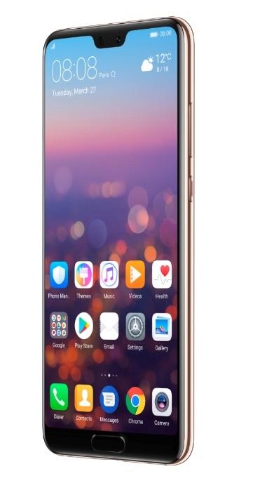 Huawei P20 DualSIM gsm tel. Pink Gold