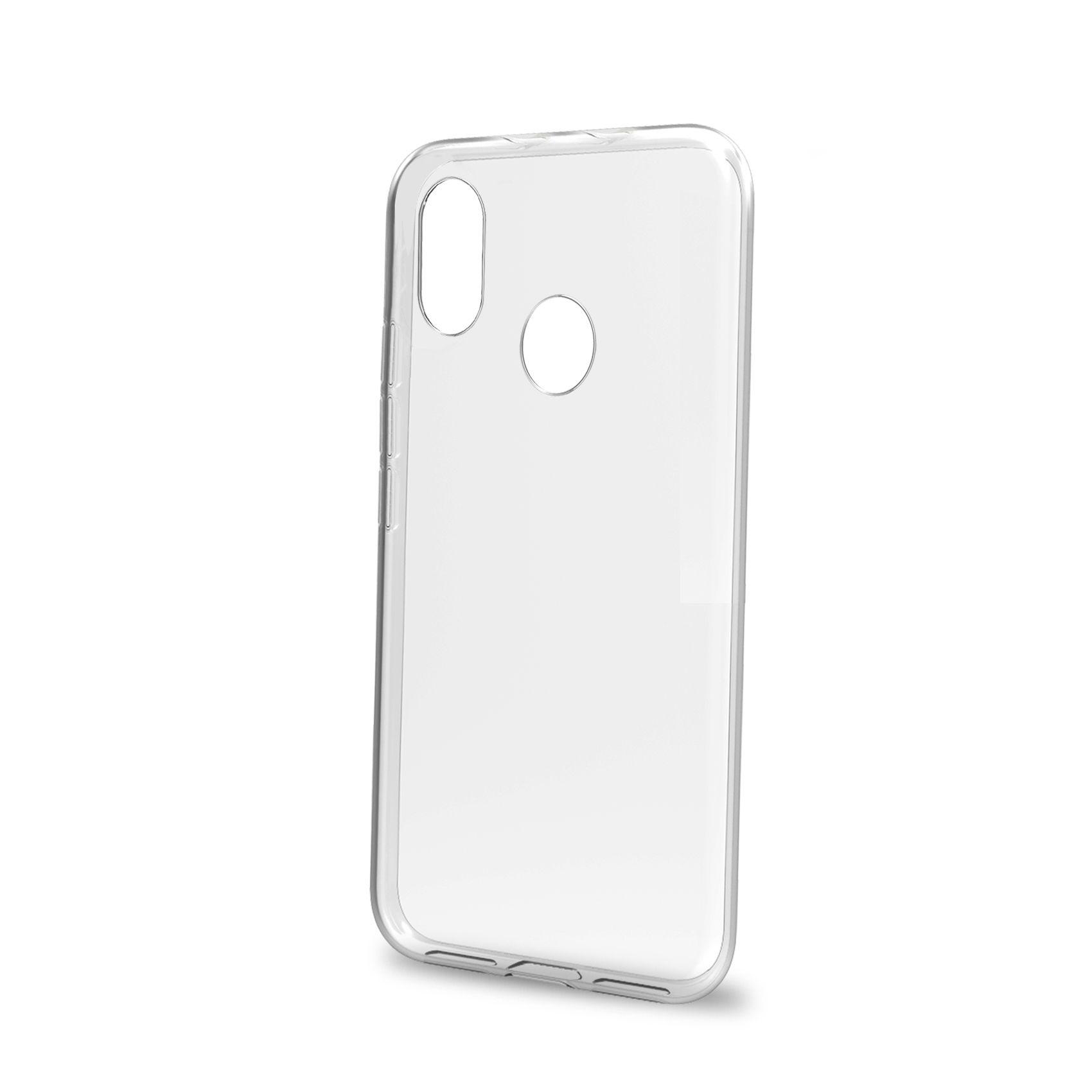TPU pouzdro CELLY Gelskin pro Xiaomi Mi 8, bezbarvé