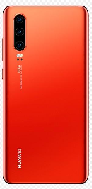 Huawei P30 DualSIM gsm tel. Amber Sunrise