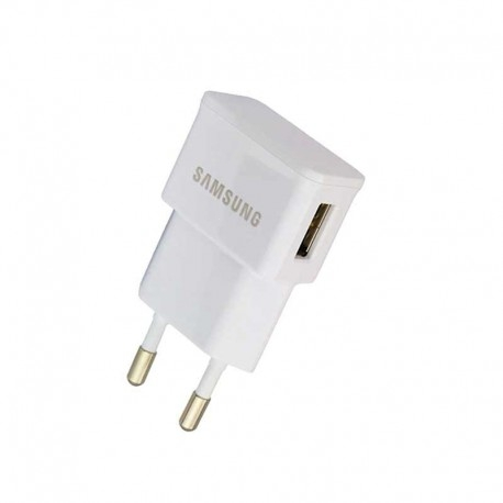Nabíječ Samsung ETA0U81EWE - micro USB 1A (bulk) bílá